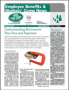 insurance newsletter samples EBWCN