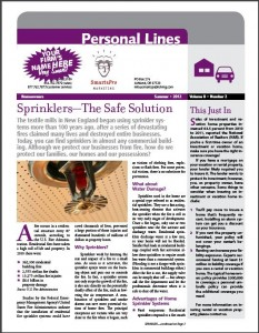 insurance newsletter samples PL